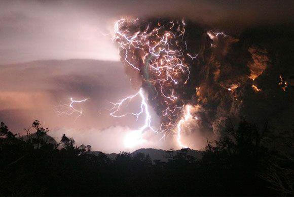 Furia vulcanului Chaiten