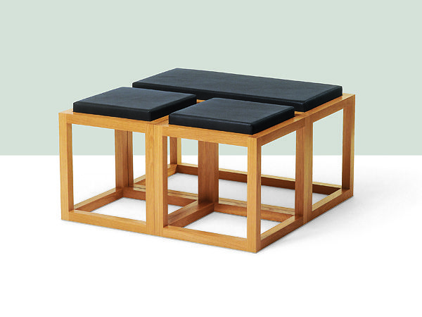 Petits Fours Modular Tables