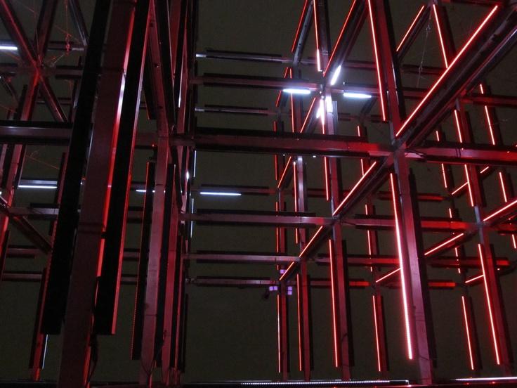 light box - the creator project dumbo 2011