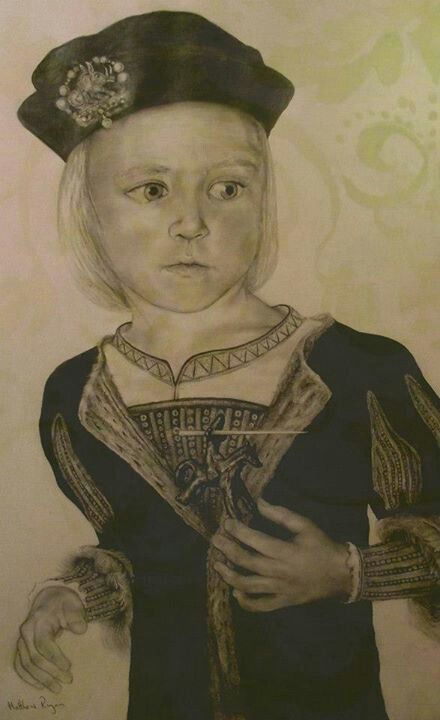 Edward of Middleham, only son of Richard III and his wife Anne Neville