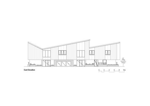 Ballarat Community Health Primary Care Centre,East Elevation