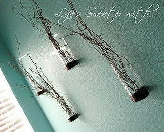 Wall Mount Vases