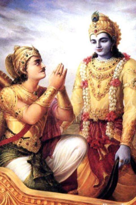 Srimad Bhagavad - Gita: Gita : Ch-6. Introduction-4.