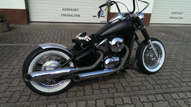 kawasaki vn 800 bobber umbau von wrc custom in baden. Black Bedroom Furniture Sets. Home Design Ideas