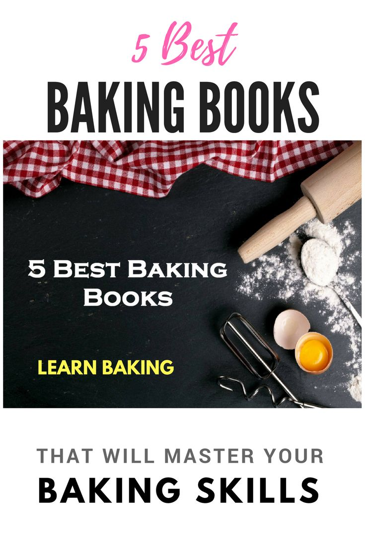 Master Your baking Skills with 5 Best Baking Books