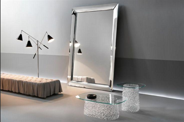 Fiam Italia Caadre Mirror available at Juxta Interiors Hessle East riding of Yorkshire