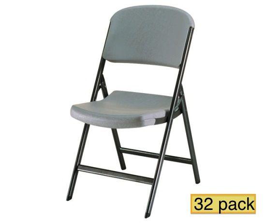 chair 32 chair built duty folding folding metal contoured lifetime