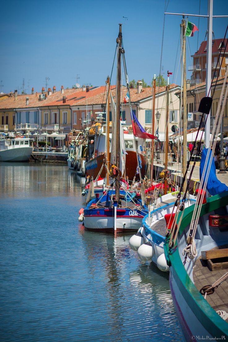 Cesenatico, Adriatic Coast, Italy Emilia Romagna
