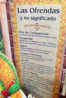 Day of the Dead Altar de Muertos Paper Cut-Out - Altar Dia de Muertos Papel Picado - Altar de Muertos
