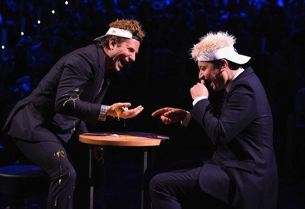 Jimmy Fallon Photos: Bradley Cooper Visits 'The Tonight Show'