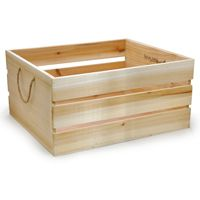 Great for wedding favors like @Cookies & Corks by CookieZen one of my fav's is the single boxes of zesty lemon. Reminds me of spring! yummDelores Arabian, Crates Storage, Crate Storage, Nature Wooden, Boxes, Ropes Handles, Holding Favors, Wooden Crates, Toys Storage