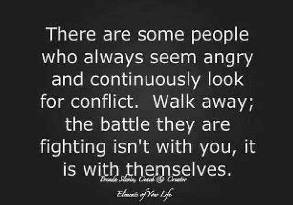 Especially important to remember during the holidays. Surround yourself with as many positive people as you can :-)