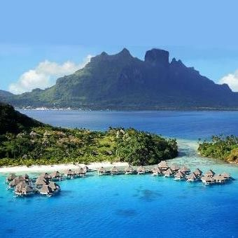 My bucket list- Hilton Bora Bora Nui Resort & Spa Bora Bora,