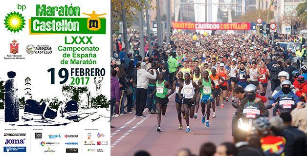 Este domingo se disputa en Castellón el Campeonato de España de maratón, una de las citas en el asfalto más esperadas del año.