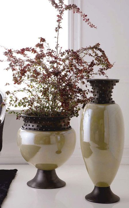 design inspiration floor vases decorative objects tabletop vases