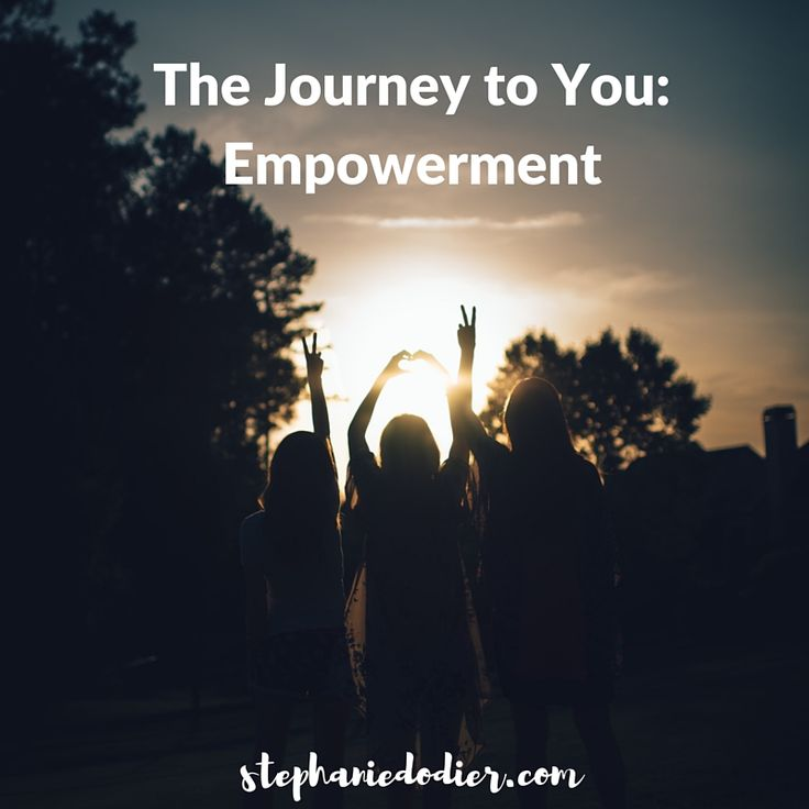 You don't have to be all alone in this journey. #Empowerment, #Transformation
