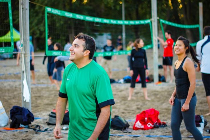 Outrider Beach Volleyball - Juan