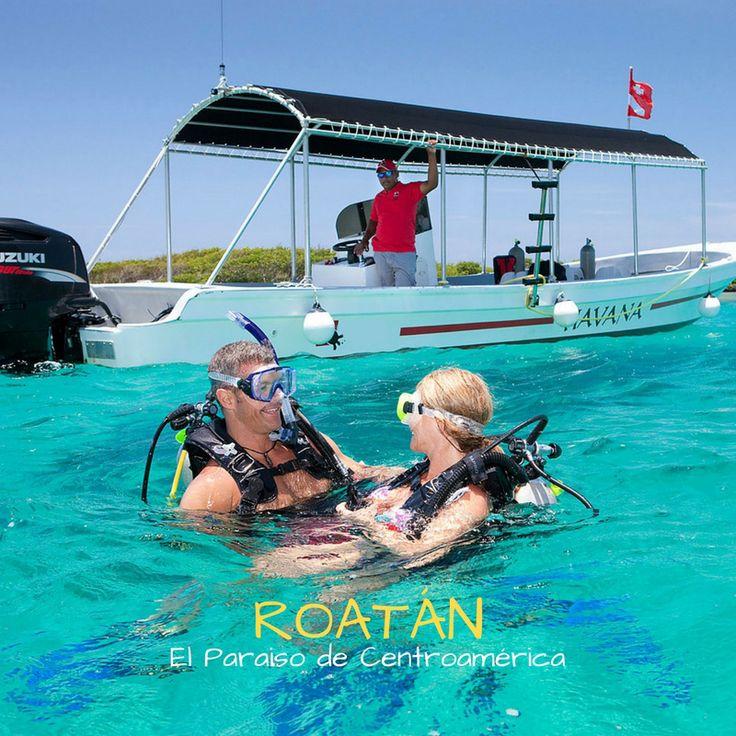 Isla Roatán: el paraíso de Centroamérica – CANETTV, Guatemala, Belice, Honduras, El Salvador, Nicaragua, Costa Rica, Panamá TV