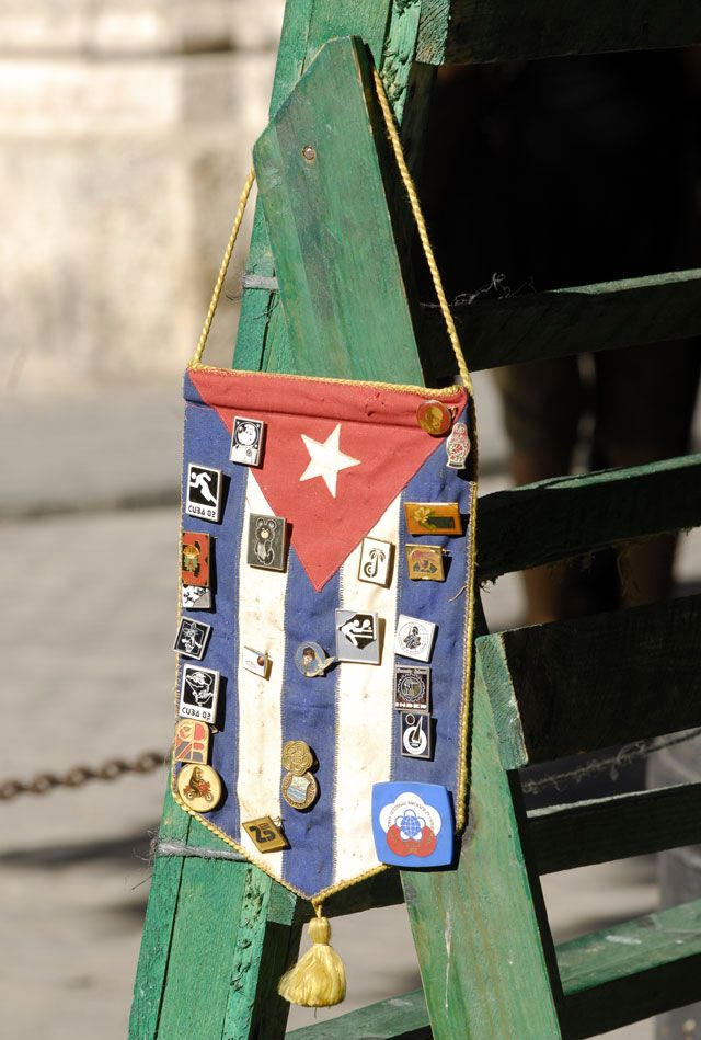 Plaza de Armas, La Habana,