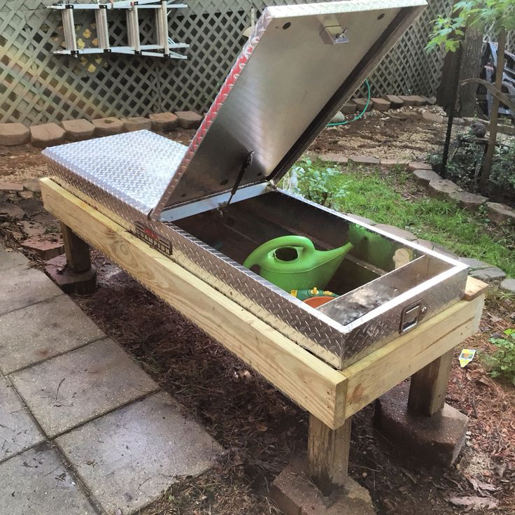 17 Best Truck Tool Box Transformation Images On Pinterest