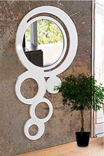 espejo recibidor redondela espejos recibidores disarte espejos decorativos circulos espejos para