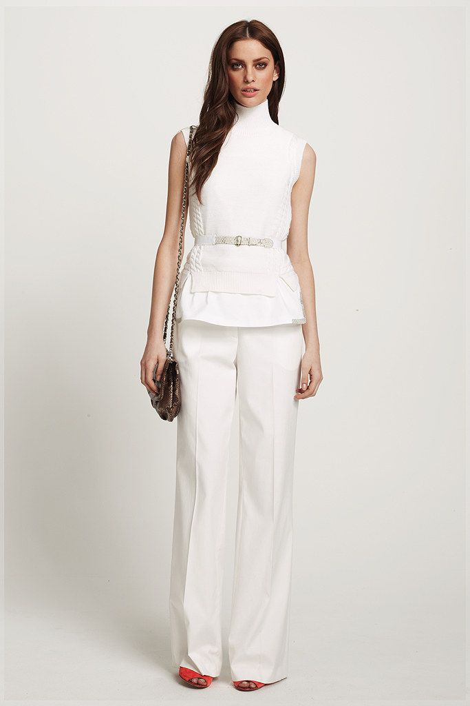shoes for womens on sale Elie Tahari Resort 2012 Collection Photos   Vogue