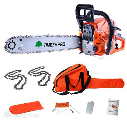 TimberPro Chainsaw Reviews  Their Top 2 Models