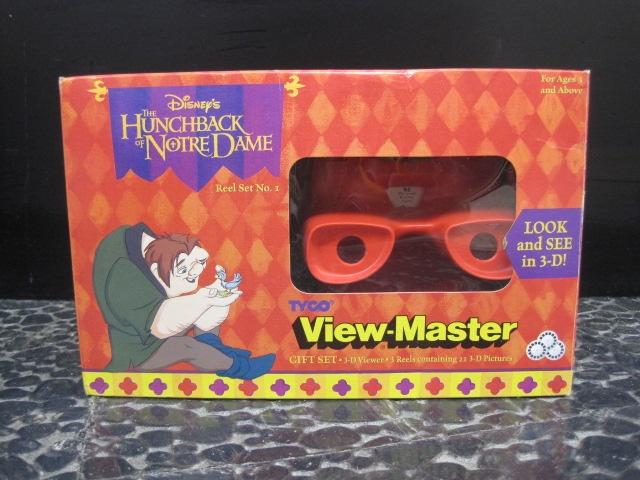 View Master  The Hunchback Of Notre Dame