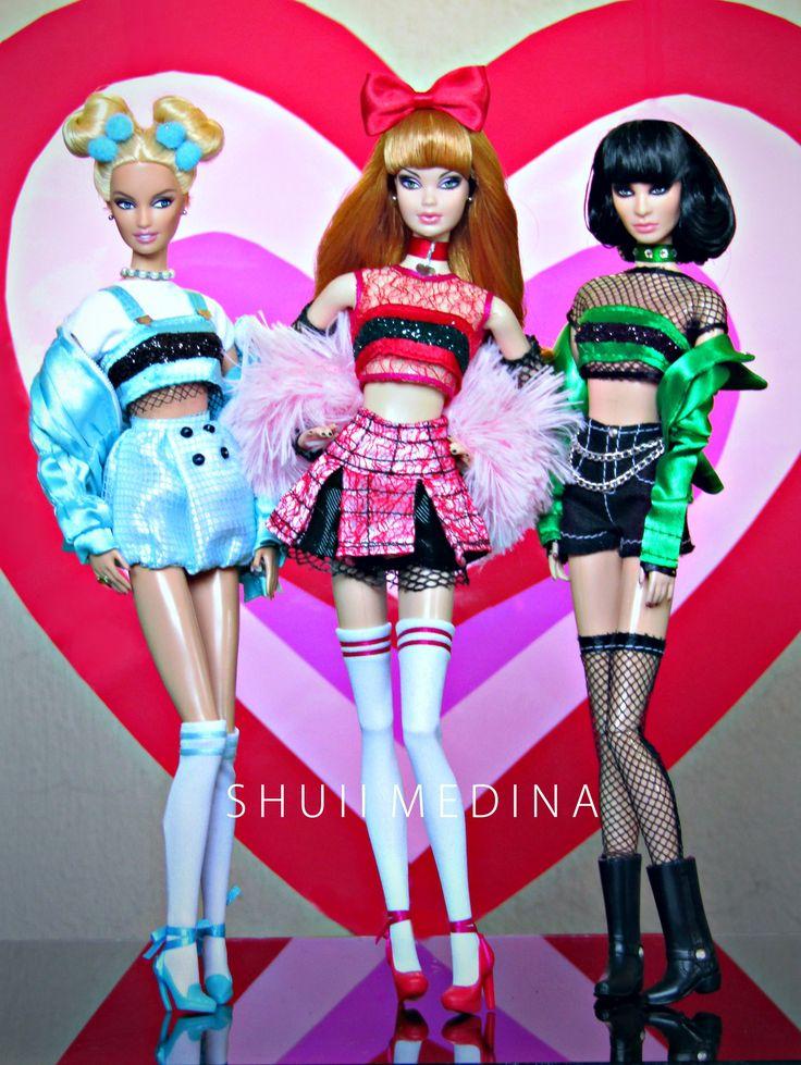 The Powerpuff Girls inspired by Hayden Williams