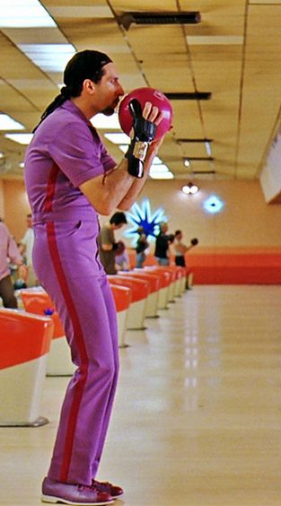 "Jesus (John Turturro) in ""The Big Lebowski"" (1998)"