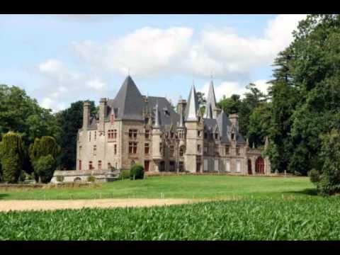 ▶ Les plus beaux Chateaux de France - YouTube