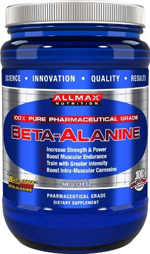 ALLMAX Nutrition Beta Alanine  14 oz ** More info could be found at the image url.