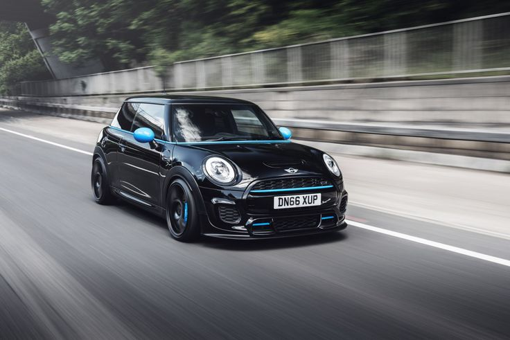 Mulgari Automotive Unveils Bespoke Mini Cooper S
