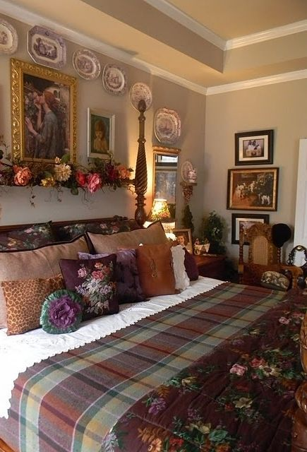 Bedroom Decor On Pinterest