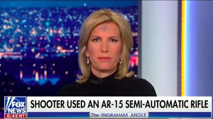 ICYMI: Laura Ingraham Hosts Segment On 'Safe' AR-15 Hours After Florida School Shooting