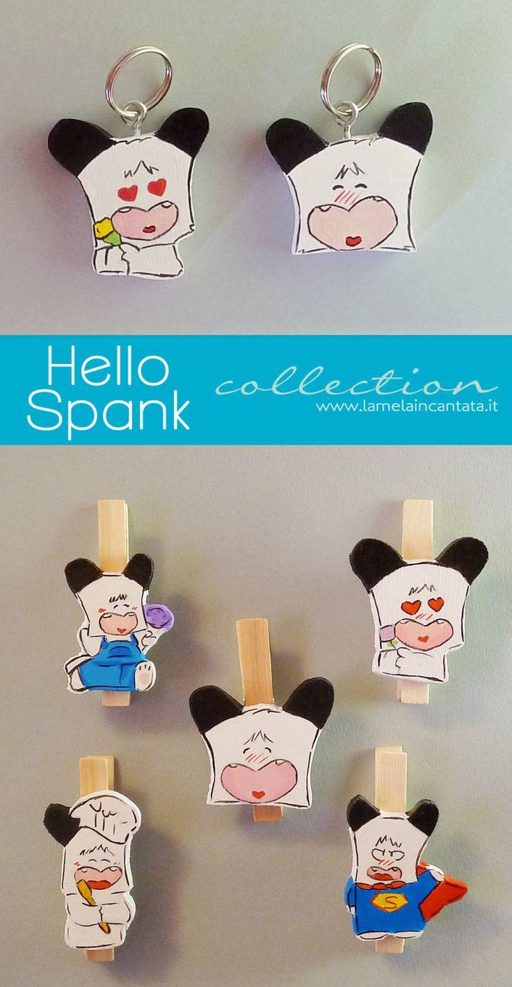 Idea Regalo Originale - Collezione Hello Spank 2013
