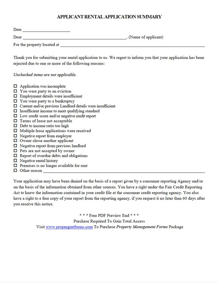 46 best Property Management Forms images on Pinterest Pdf - apartment rental contract sample
