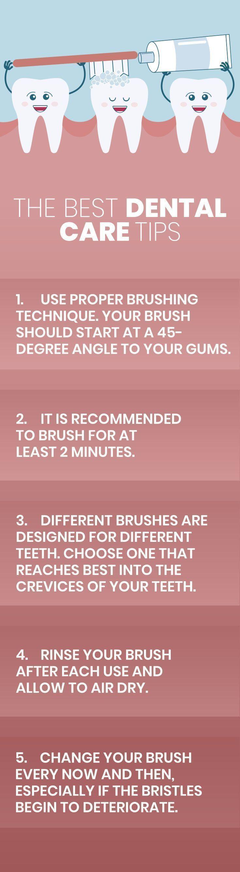 The Best Dental Care Tips BestDentalCare Tips