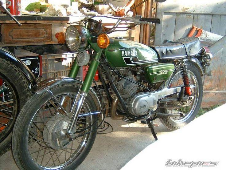 1978 Yamaha RS 125