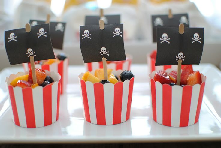for a pirate themed birthday party