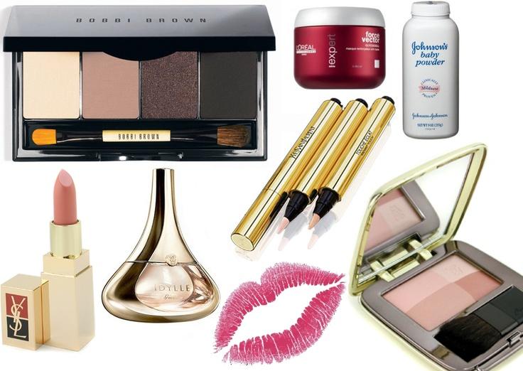 Olivia Palermo's makeup drawer