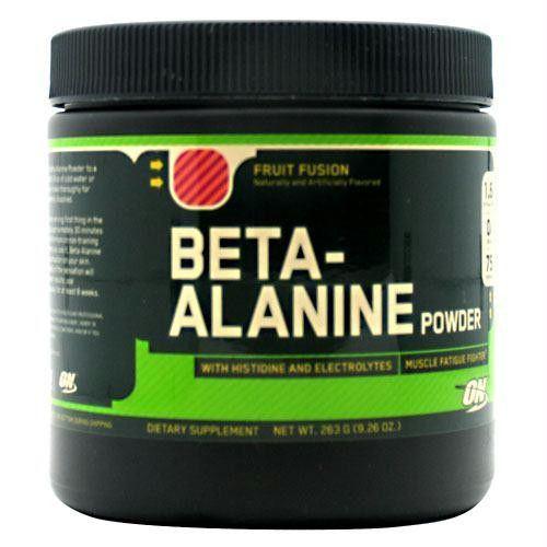 Optimum Nutrition Beta-alanine Fruit Fusion