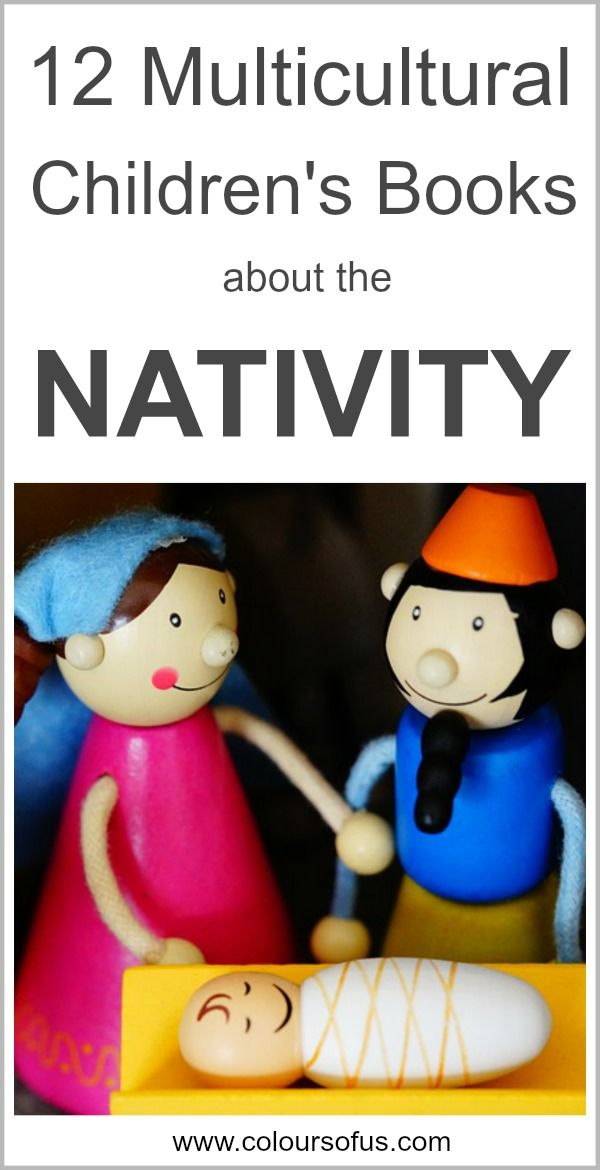 Multicultural Children's Books about the Nativity | Colours of Us