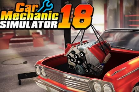 Car Mechanic Simulator 18 Hack, cheats for Android and iOS, not mod