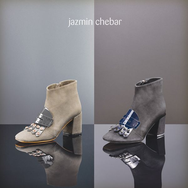 Calzado, Carteras, e Indumentaria femenina de Jazmín Chebar distinguidos con el Sello de Buen Diseño argetino 2015