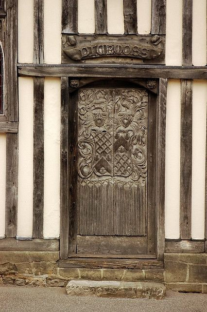Pickmoss medieval timber house (Oxford, UK). Probably made before power tools, even electricity, and yet where is our workmanship like that?
