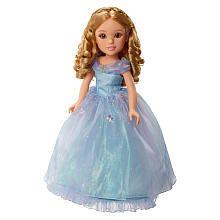 Princess  Me Disney Cinderella Live Action 18 Inch Doll
