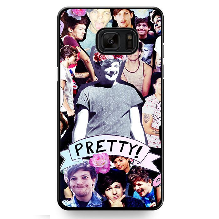 Louis Tomlison Collage TATUM-6662 Samsung Phonecase Cover For Samsung Galaxy Note 7