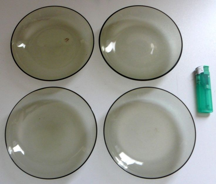 Inspirational  Glasschalen W Wagenfeld Rauchglas Oberweimar Bauhaus Art Deco eBay