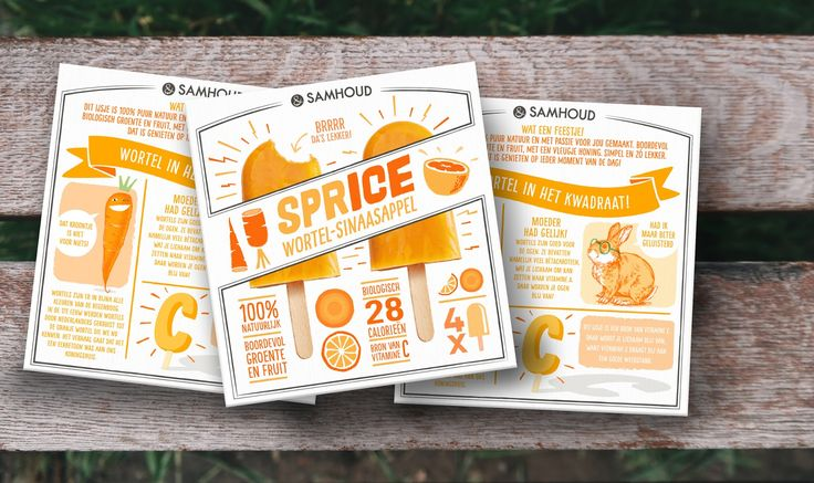 SPRICE Organic Ice on Packaging of the World - Creative Package Design Gallery
